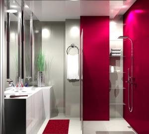 3D дизайна ванны