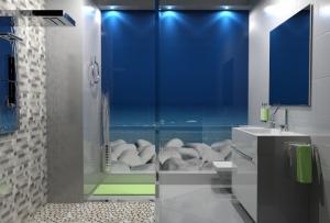 3Д проект баня/в реализация..