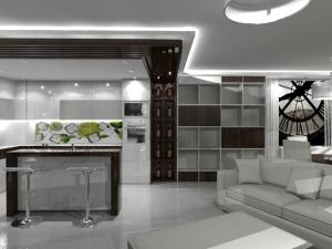 3D дизайн салона / в реализации ..